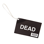 Dead Tags Re-Supply, Bar-Coded