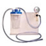 Rico Aspirator, Rico Model RS-4X, with Disposable Guardian Canister