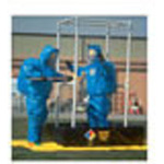 Hazmat Decontamination Shower