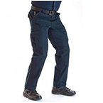 5.11 Men Ripstop TDU Pants, Dark Navy, SM/SHORT