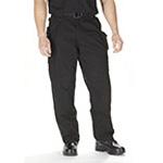 5.11 Men Cotton Tactical Pant, Black, 30/30