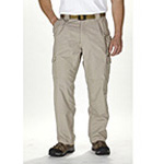 5.11 Men Cotton Tactical Pant, Khaki, 28/30