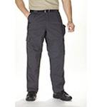 5.11 Men Taclite Pro Pant, Charcoal, Unhemmed, 46/UN