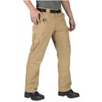 5.11 Men's Stryke Pants w/ Flex-Tac, Coyote, 42/32