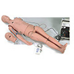 ALS Trainer Manikin, Full Body, with Carry Bag, Adult