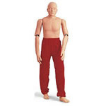 Flexible Rescue Randy Manikin, 5 foot 5inch