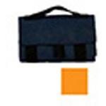 Laryngoscope Storage Case, Roll Up Style, Orange