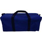 Cervical Collars Utility Duffel Bag, 25inch x 8inch x 15inch, Blue