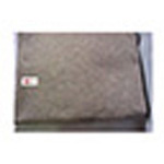 Blanket, Cot, 30% Wool, 62 x 80inch, Flame Retardant, Grey