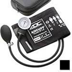 Prosphyg 760 BP Unit, incl Black Enamel Gauge, Size 13 Thigh, Black