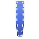 Base Board, 72inch x 16inch x 1 3/4inch, With Pins, Blue
