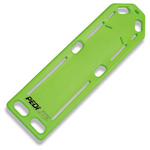 PEDI-LITE Backboard, 48inch Long, Green