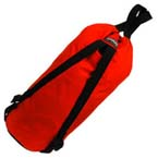 Rope Bag, Large, 23in x 10in, Orange