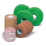 CoFlex Bandage, Elastic, 3inch x 5 yard, Nonsterile, Tan