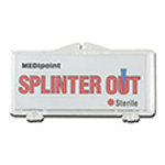 Splinter Out, Sterile, 10 pieces / box