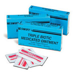 Triple Biotic Foil Packs, 1.5gm, 10/bx
