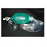 AirFlow BVM, Adult, Mask, Reservoir O2 Bag, Manometer