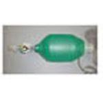 AirFlow BVM, Adult, Mask, Reservoir O2 Bag, Manometer, Exh Filter, STAT-Check II CO2 Indicator