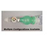 AirFlow BVM, Infant, 2 Masks, Reservoir O2 Bag, Pop-Off, Blow-By Tubing, Exhalation Filter