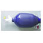 STAT-Check II Pediatric Inflatable BVM Resuscitation Bag w/O2 Bag Rsv, Mask, Pop-off, Manometer