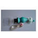 Resuscitator BVM, Inflatable Bag, O2 Reservoir, Pressure Port Adapter, Manometer, Infant