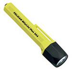 Pelican Mitylite 2340 Flashlight, 2AA, Yellow