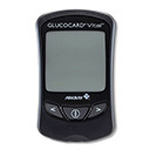 Glucocard Vital Meter Kit