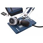 BP Cuff & Stethoscope Kit, Pro's Combo I, Adult, Navy