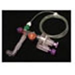 VAR-Plus Model PCM Automatic Resuscitator w/6inch Flex Hose, 7 Foot O2 Hose, Adult/Pediatric