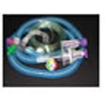 VAR-Plus Model PCM w/Extension Kit,  6inch Flex Hose, 20 Foot O2 Hose, Adult/Pediatric