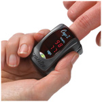 Onyx II Finger Pulse Oximeter, LED Display, Battery, 1.31inch x 2.22inch x 1.27inch