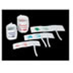 NeoCheck Disposable BP Cuffs, Twist Lock Female Connector, Neonatal #5, Red