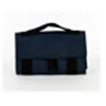Laryngoscope Storage Case, Roll Up Style, Navy Blue