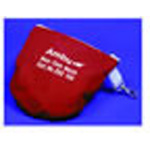 Res-Cue CPR Barrier Mask, w/One-Way Filter, Gloves, Wipes, Red Soft Case