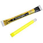 SnapLight Lightstick, 12 hour, 6 inch, Yellow 100/cs