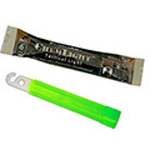 ChemLight Lightsticks, 6 hour, 4 inch, Green