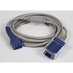 SPO2 Cable Extension, 9 PIN Connection, 8 foot (2.44mm) (Nellcor Compatible)
