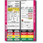All Risk Triage Tags, Waterproof,
