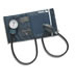 Precision Aneroid Sphygmomanometer, Blue Nylon Cuff, Thigh
