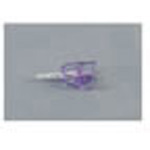 SAFELINE Clip Lock Cannula With Female Luer, DEHP-Free