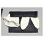 Glove Pouch, Nylon, 3inch x 4inch