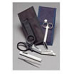 First Response Holster Set,  Incl. Holster, Scissors, Shears, Penlight and Foreceps, Navy Blue