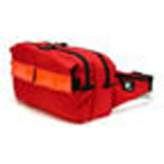 OTS-XL Emergency WaistPak, Red w/Red Reflective Stripe
