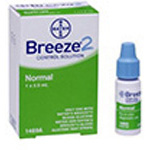 *Limited Quantity* Breeze 2 Control Solution, Normal