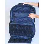 Hip Hugger Trauma Pack, Pack 4, Blue