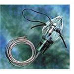 Up-Draft Nebulizer w/1085 Aerosol Pediatric Mask, 7 Foot Tubing, Small Volume