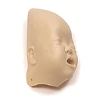 Baby Anne  Manikin, Replacement Face Masks, 6/pk