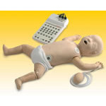 ALS Baby Manikin, w/Carry Case