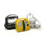 Advantage Emergency Portable Suction Unit w/Guage and Regulator and 115V Power Cord