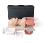 Airway Management Trainer, Sanitation Kit, Lubricating Jelly, w/Hard Case, Adult Model